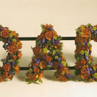 Floral Lettering to spell any name and in a colour of your choice A74. £35 a letter.